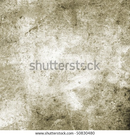 Scratched and Cracked Grungy Texture Background - stock photo