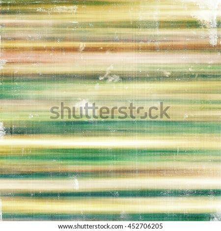Scratched grunge background or spotted vintage texture. With different color patterns: yellow (beige); brown; green; cyan; pink; white