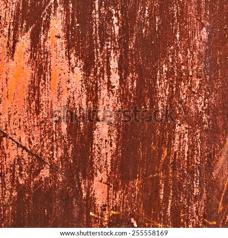 scratched red dye grunge texture background. dye vintage. design element for 3d - stock photo