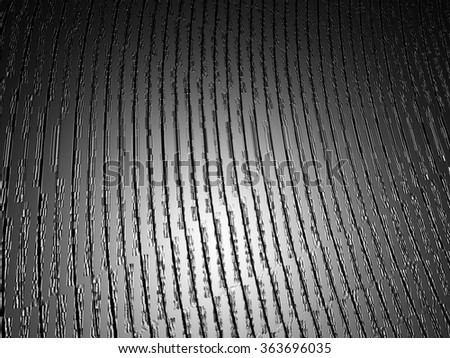 Scratched Texture - Vinyl Texture. A Background of Striped, Grooved, Scratched Vinyl Texture. Digitally Generated Image. Rendering in 3D Program