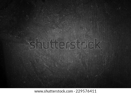 Scratchy Chalkboard Texture - stock photo
