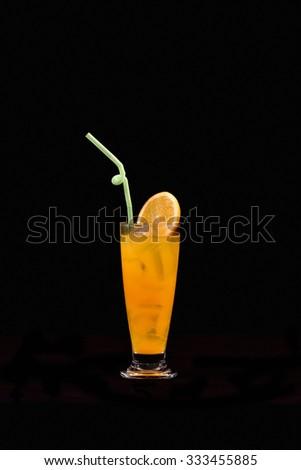 Screwdriver Cocktail - stock photo