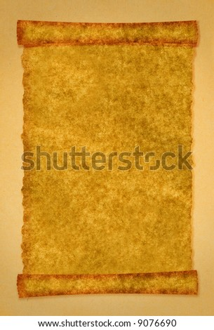 scroll paper background texture for your designs