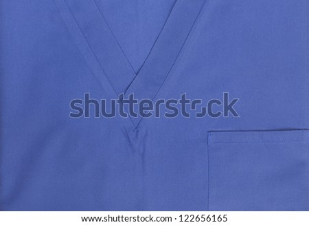 scrub nursing uniform