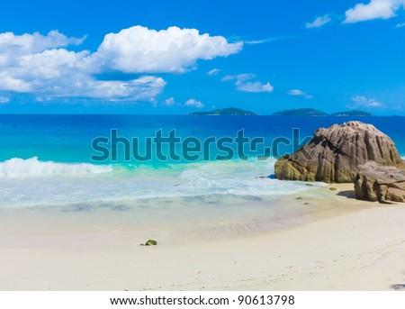 Sea Exotic Stones - stock photo