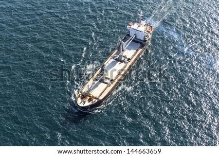 Sea ??Freight - stock photo
