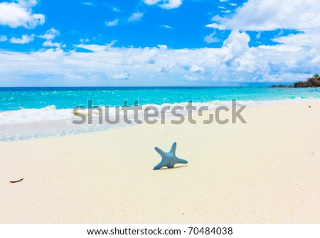 Sea Idea Scene - stock photo