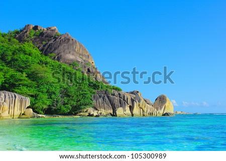 Sea Landscape Dream - stock photo