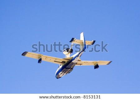 Sea Plane - stock photo