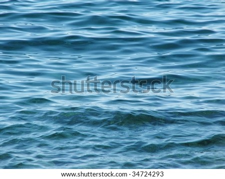 Sea surface background