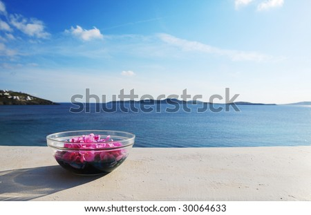Sea View - stock photo