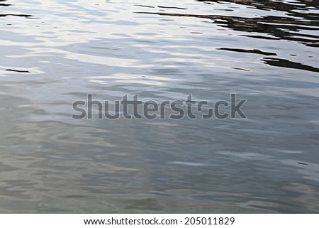 Sea water texture background - stock photo