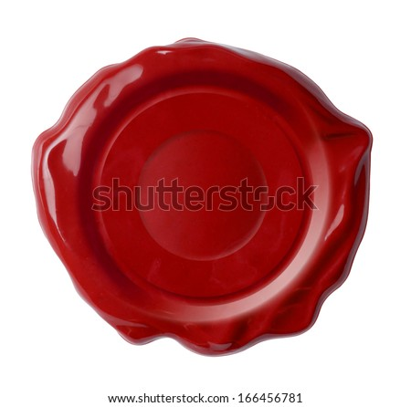 seal isolated - stock photo