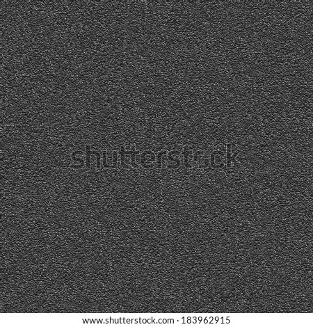 Seamless abrasive paper. - stock photo