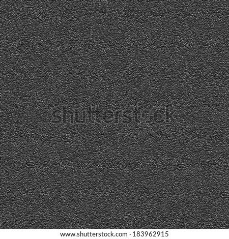 Seamless abrasive paper. - stock photo