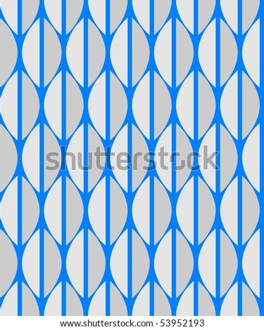 Seamless abstract background - stock photo