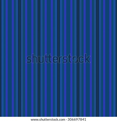 Seamless abstract background blue with vertical lines