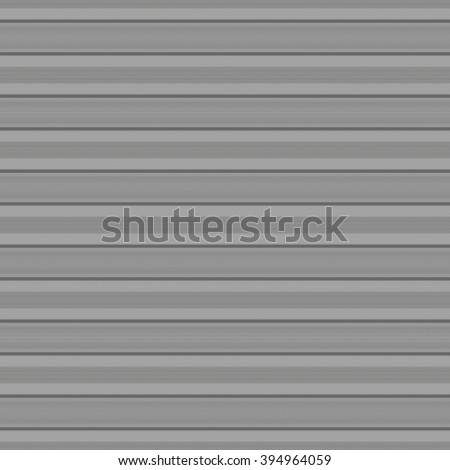 Seamless abstract background grey with  horizontal lines - stock photo
