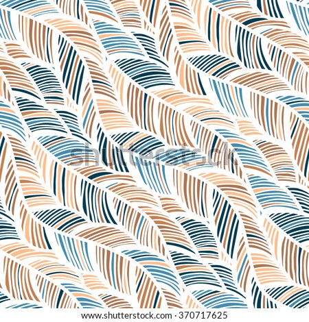 Seamless abstract background pattern. Decorative backdrop for fabric, textile, wrapping paper, card, invitation, wallpaper, web design. - stock photo