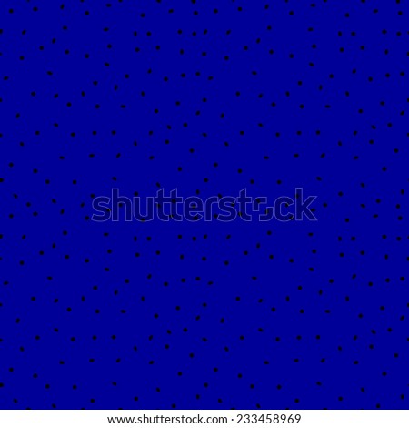seamless abstract black blue pattern black blue texture with black ellipse with black circle on blue background raster - stock photo