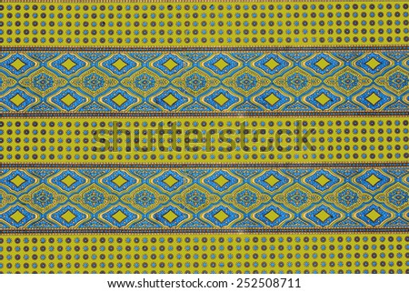 seamless abstract design - stock photo