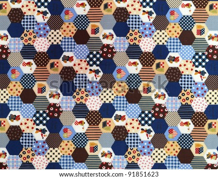 Seamless background pattern - stock photo