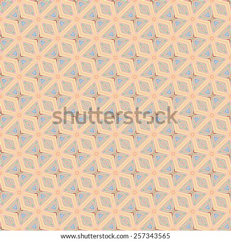 Seamless background pattern colorful, endless pattern for wallpaper.