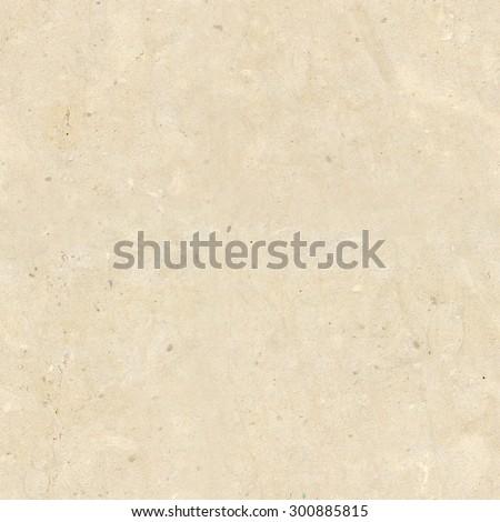 Seamless Beige Marble Stone Tile Texture - stock photo