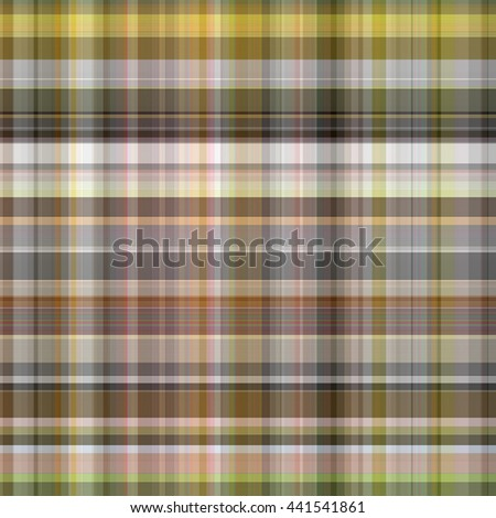 Seamless brown background of plaid pattern