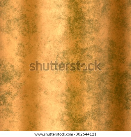 Seamless brushed copper metal pattern   - stock photo