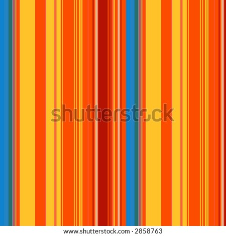 Seamless colourful striped background texture