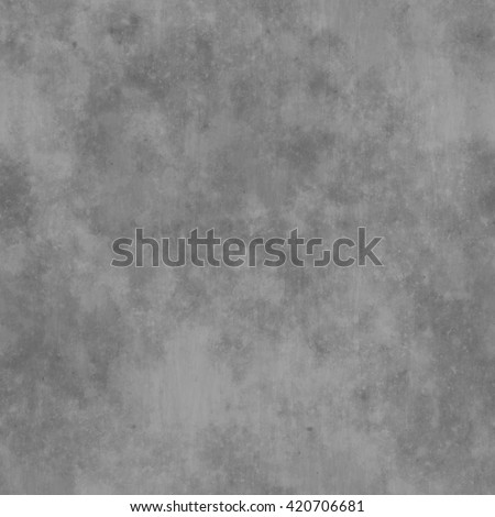 Seamless concrete texture illustration - stock photo