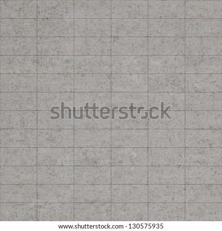 Seamless concrete Textures - stock photo