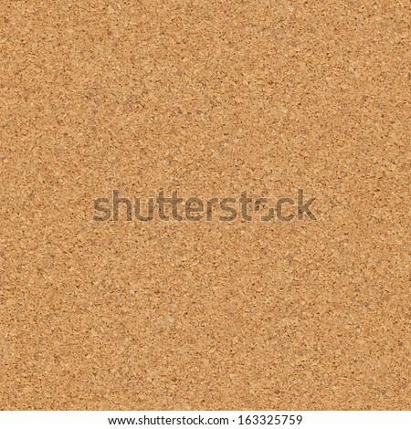 Seamless Cork Texture - stock photo