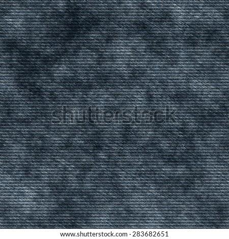 Seamless denim texture. Denim texture jeans.  - stock photo
