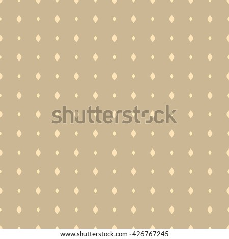 Seamless geometric modern pattern. Fine pastel ornament with light elements - stock photo