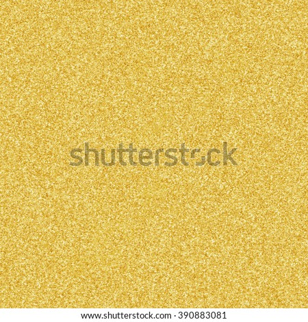 Seamless gold background. - stock photo