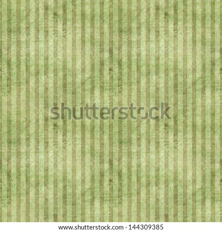 Seamless Green Grungy Stripes - stock photo