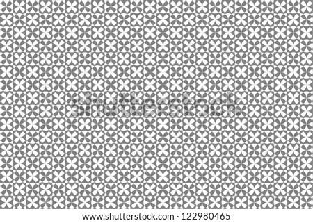 Seamless Grey and White Background - stock photo