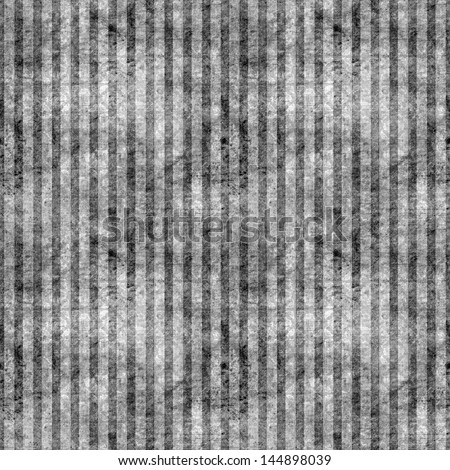 Seamless Grey Grungy Stripes - stock photo