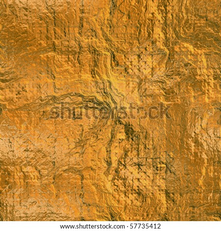 seamless grunge copper metal texture (big collection) - stock photo