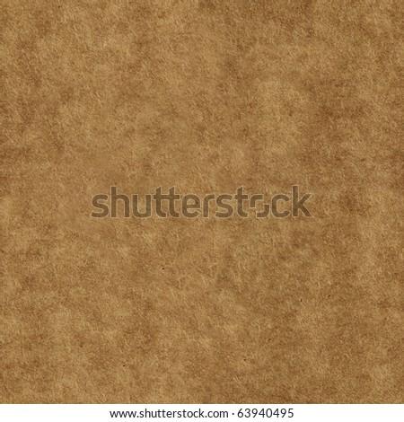 seamless high quality cardboard texture - stock photo