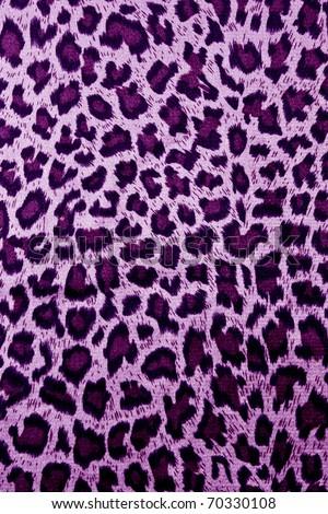seamless leopard skin - stock photo