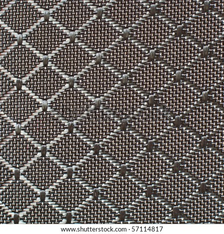 seamless mesh fabric background - stock photo
