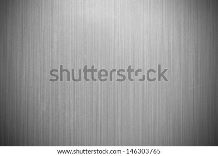 Seamless metal texture background - stock photo