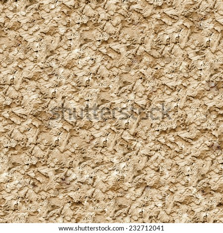 Seamless mud lining background. - stock photo