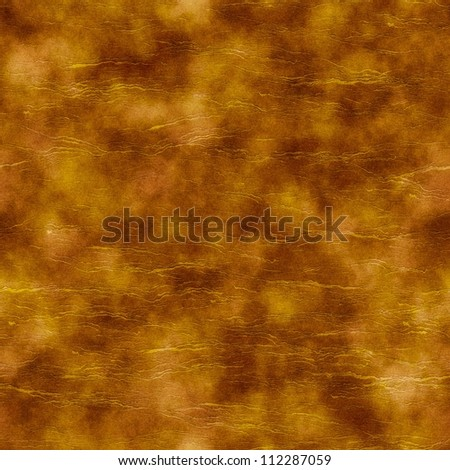 Seamless Old Leather Texture Cracked and worn - stock photo
