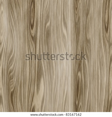 Seamless old wood texture - stock photo