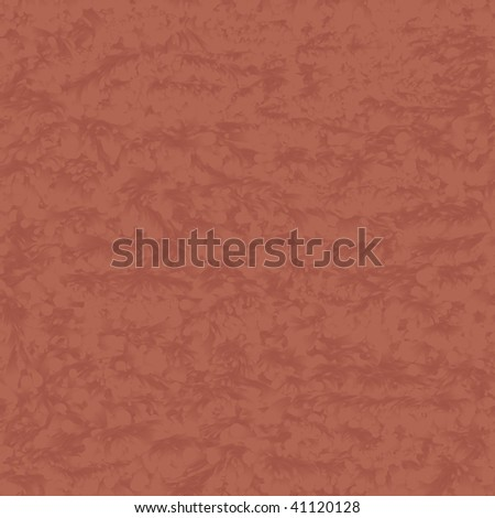Seamless pattern tile of low contrast brown splatters - stock photo