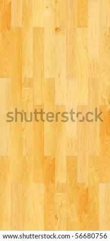 seamless pine floor texture - stock photo
